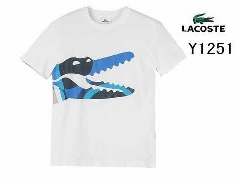 basket Ligne Foot Lacoste Locker Homme Polo Blanc En wHOHq6